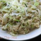 Cabbage Pulao / Muttaikose Pulav