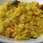 Arisi Paruppu Sadam / Dhal Rice