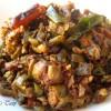 Avarakkai Poriyal / Broad Beans Fry