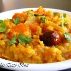 Ghee Lentil Rice / Nei Paruppu Sadam