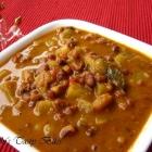 Bottel Gourd Cowpea Curry / Sorakai Thatta Payir Kulambu