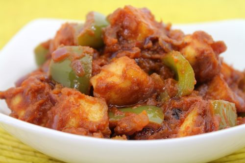 Kadai Paneer | Sashi's Tasty Bites | Authentic Indian Food Recipes ...