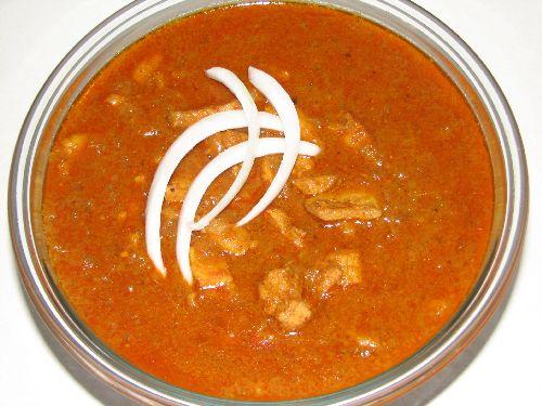 Mughalai Chicken Gravy