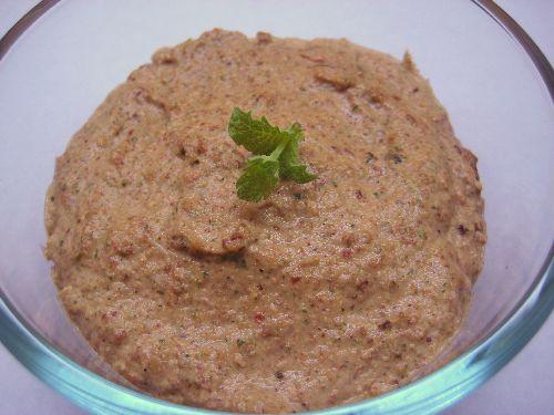 Peanut Chutney (Groundnut Chutney)