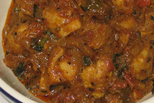 Pepper Chettinad Chicken