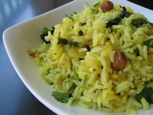 Raw Mango Rice / Mangai Sadam