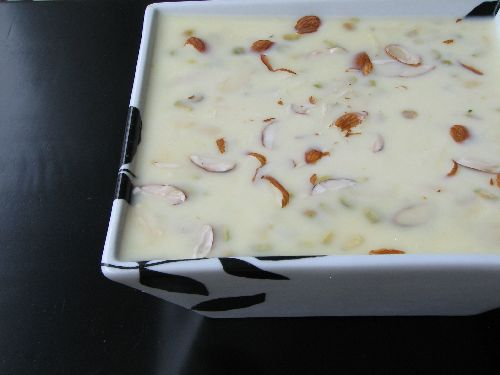 Rice Kheer / Rice Pudding Kheer / Rice Payasam