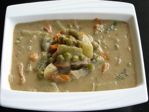 Hotel Vegetable Korma / Tamilnadu Veg Kurma ( Mixed Vegetables )