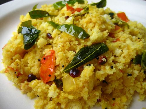Left over Idli Upma South Indian Recipe