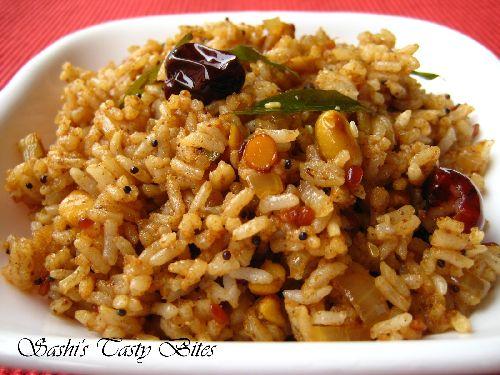Instant Tamarind Rice / Readymade mix Puliodharai Sadam