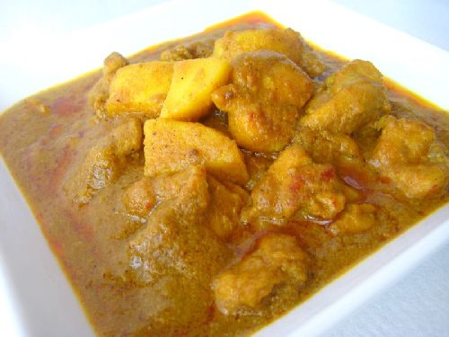 Kari Ayam / Malaysian Curry Chicken