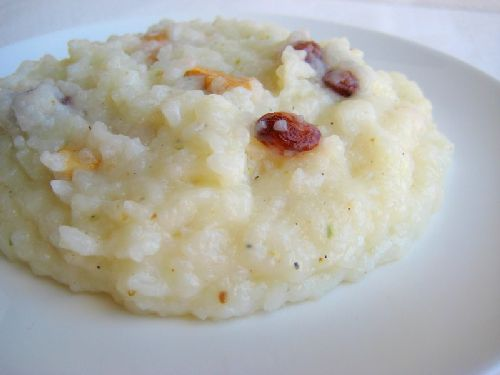 Rock Sugar Pongal / Kalkandu Pongal