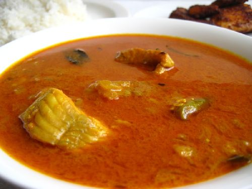 Kerala Fish Curry/ Kerala Meen Kulambu
