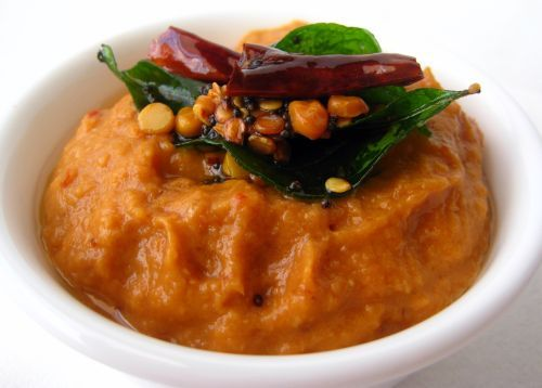 Kara Chutney/ Spicy Tomato Chutney
