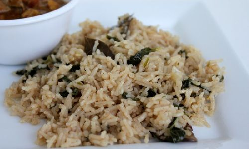 Ghee Rice/ Coconut Milk Rice