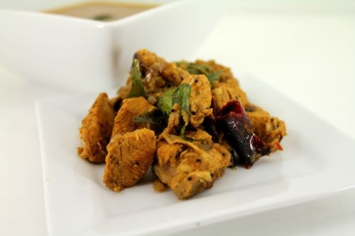 Kongunadu Chicken Gravy/ Chicken Kulambu