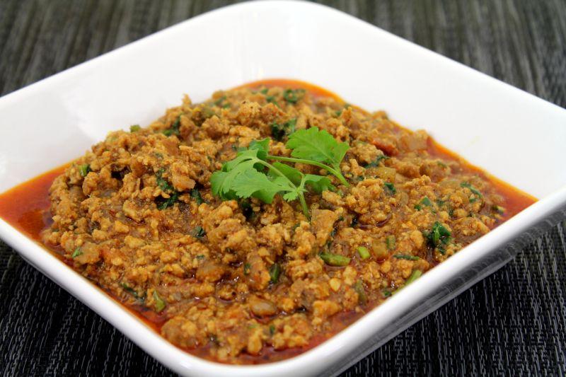 Chicken Kheema Masala / Kozhi Kothu Kari (Tamilnadu Style Curry)